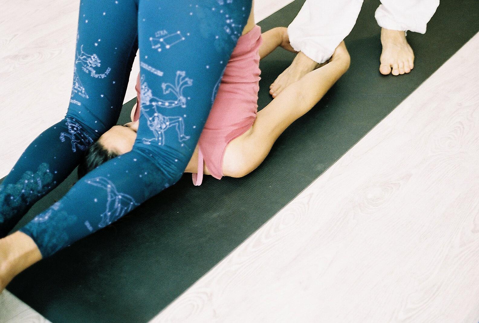 Articulaciones Flexibles Posturas Más Profundas