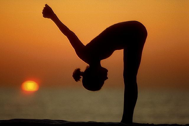 clase de yoga las palmas