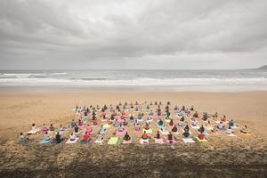 Beach Yoga en Las Palmas