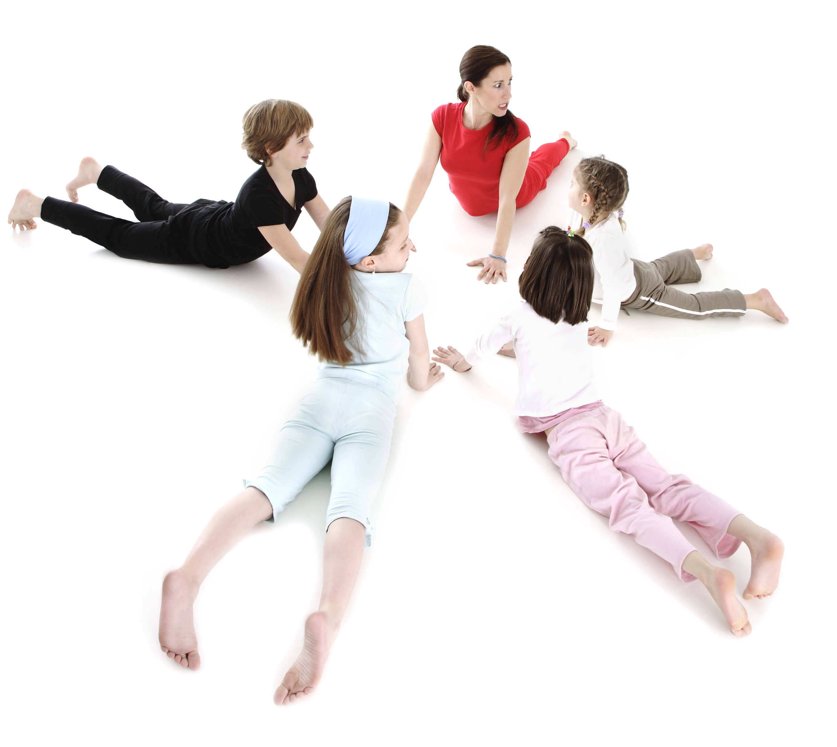 Formación de profesores de yoga para niños en Las Palmas